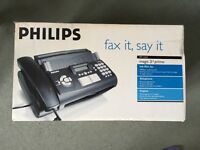 Phillips Fax/Copier/Phone