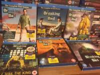Breaking bad 1-6 Blu ray