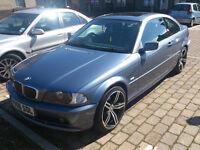 BMW 320ci 2001