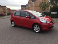 2010 HONDA JAZZ LONG MONTH MOT FULL SERVICE HISTORY LOW MILEAGE LADY OWNER FULL HPI CLEAR