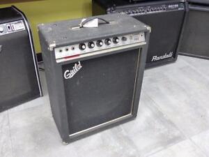 Amplificateur Vintage GUILD Model One