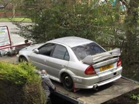 Evo 5 rolling shell for sale £2400