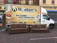 3&2 seater fabric sofa from Next £150-we have the feet of the 3 seater