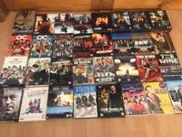 Box set DVDs - £2 each