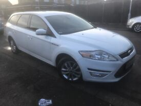 2012 FORD MONDEO 2.0TDCI TITANIUM DIESEL AUTOMATIC FULL SERVICE HISTORY