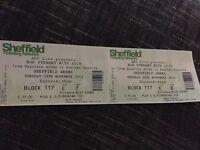Rod Stewart Tickets Sheffield Arena 29th November 2016