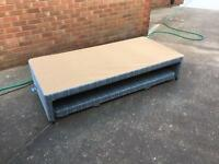 Single bed & pull out