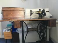 Singer treadle sewing machine for Sale | Miscellaneous Goods