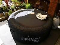 Lay z spa miami hot tub