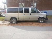 2003 Chevrolet Express AWD Camionnette