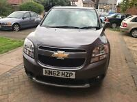 Chevrolet Orlando Automatic 35K PCO registered 7 seater