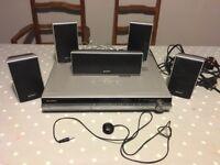 Sony DVD home cinema system