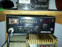 Cb radio and equipment