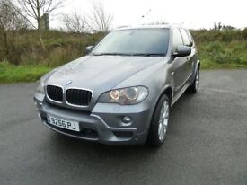 OUTSTANDING BMW X5 WITH VERY LOW MILES