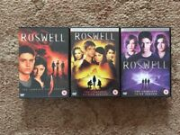 Roswell DVD: Seasons 1-3