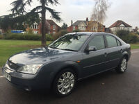 Ford Mondeo Ghia, Full Leather Seats, 1 Year MOT, No Advisories, Well Looked After, Lots of History