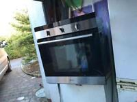 Caple intergrated oven & grill