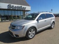 2012 Dodge Journey R/T AWD Heated Leather Seats!