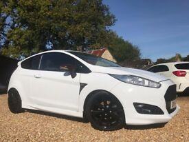 2014 Ford Fiesta Zetec S EcoBoost 1.0 *Watch HD Video* 1 owner Nationwide Delivery FREE Road Tax