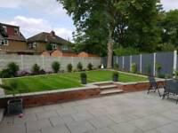Gardening services/Fences/Slabs/building works