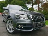 Sep 2011 Audi Q5 2.0 Tdi Quattro S Line Sport Edition! Great Spec! Beautiful Example! FSH! FINANCE!