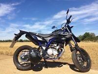 2014 Yamaha WR125X