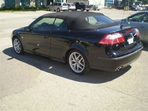 2005 Saab 9-3 AERO CONVERTIBLE! 128K! LOADED!