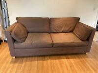 Three Seater Sofa - FREE