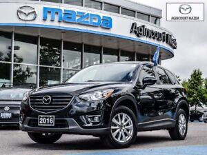 2016 Mazda CX-5 GS-Leather, Back Up Camera, HTD Seats, Bluetooth