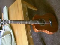 tanglewood acoustic guitar model tw2t