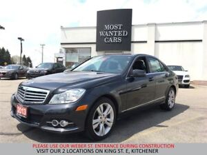 2013 Mercedes-Benz C-Class C300 | 4MATIC | BLUETOOTH | LEATHER