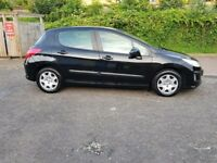 2010 Peugeot 308 1.6 HDi FAP S EGC 5dr Automatic @07445775115 1+Owner+Auto++30£+Tax+Warranty