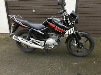 2015 Yamaha YBR 125 - Make an Offer
