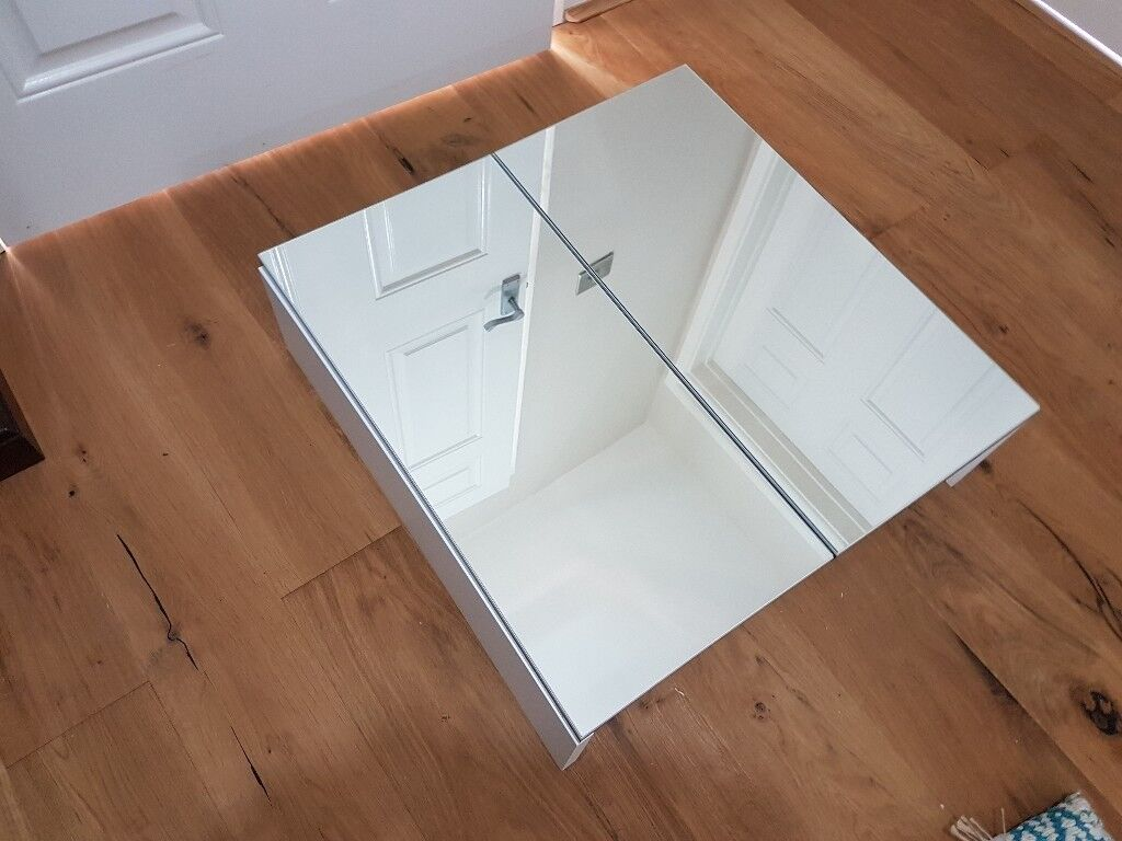 Wickes double mirror bathroom cabinet | in Thetford, Norfolk | Gumtree
