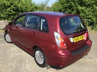 05 REG SUZUKI LIANA 1.6 PETROL 5 DOOR 119,000miles, MOT UNTIL SEPT 2018 hpi clear cheap bargain