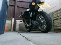 Rs 125 sport