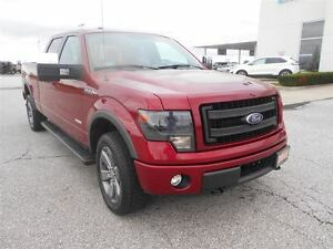 2014 Ford F-150 FX4 SuperCrew 3.5L V6 EcoBoost long box Windsor Region Ontario image 3