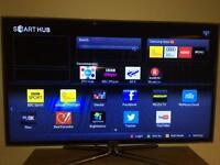 "Samsung Series 6 UE40D6510WK 40"" 3D 1080p HD LED Internet TV"