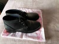 Hi-tec Shoes, ( boots ), black , size 11, ( Euro size 45 )