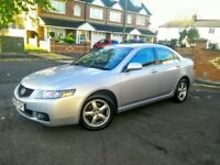Honda Accord 2.2 CTDI (05) 1 Former Keeper Excellent Condition
