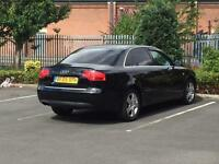 Audi A4,2.0TDI SE (2005) 1 prev owner FSH REMAPPED, manual