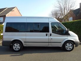 NO VAT!! Immaculate Fully loaded 140 Bhp 9 seat minibus,Rear climate control,Air con,6 Speed.....
