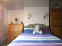 Nice large room available in friendly Eastcliff house (5 minutes from beachfront)