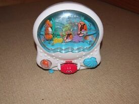 Fisher Price Musical Activity Centre