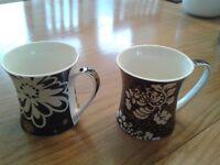 Heather McCabe Fine China Mugs
