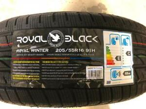 Winter 205/55R16 Set of Four Brand New for $240.00!!