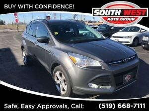 2013 Ford Escape SE  - NAV, SIRIUS RADIO, HEATED SEATS