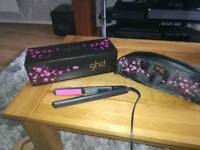 Limited edition ghd hair straighteners