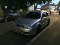Vw golf r32 replica 1.9 tdi remaped px straight pipe 6 speed manual low miles long mot sat nav subs