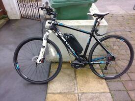 Electric Hybrid Bike 750 watt Bafang mid drive 30+ Mph